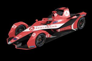 Avalanche Formula E Andretti