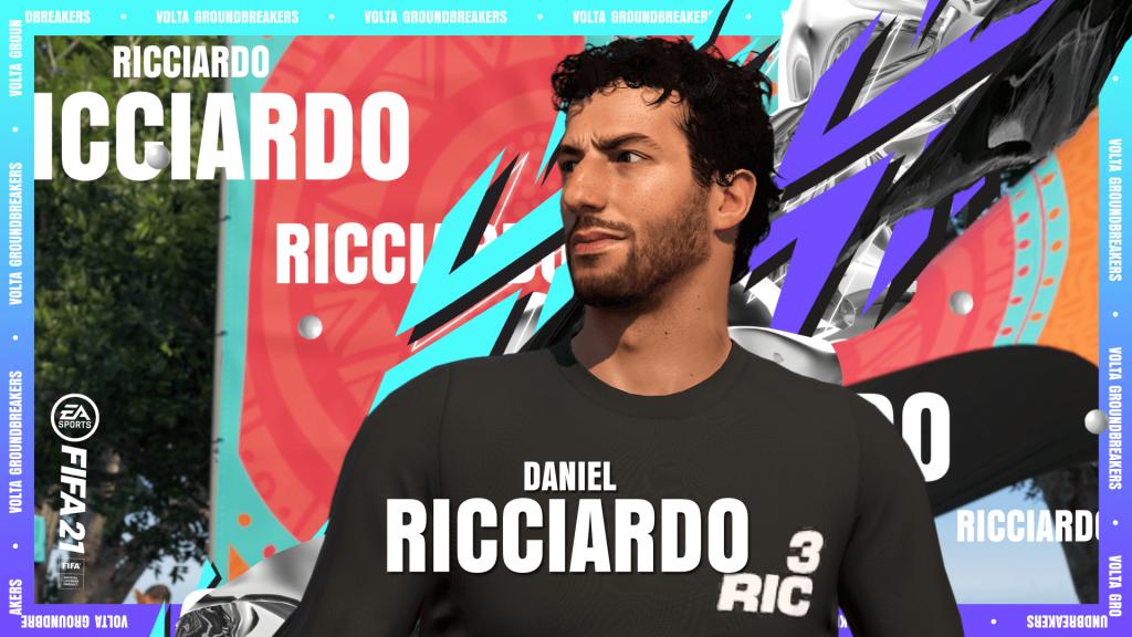 Daniel Ricciardo Fifa 21