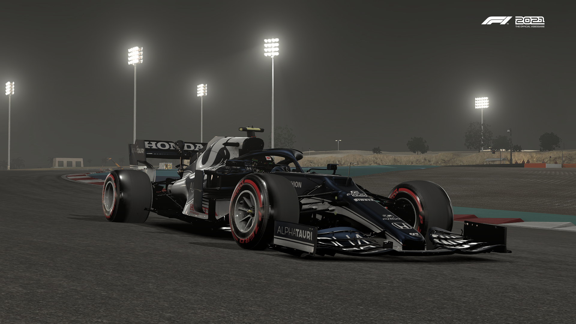 F1 2021 Alphatauri Bahrain Pic