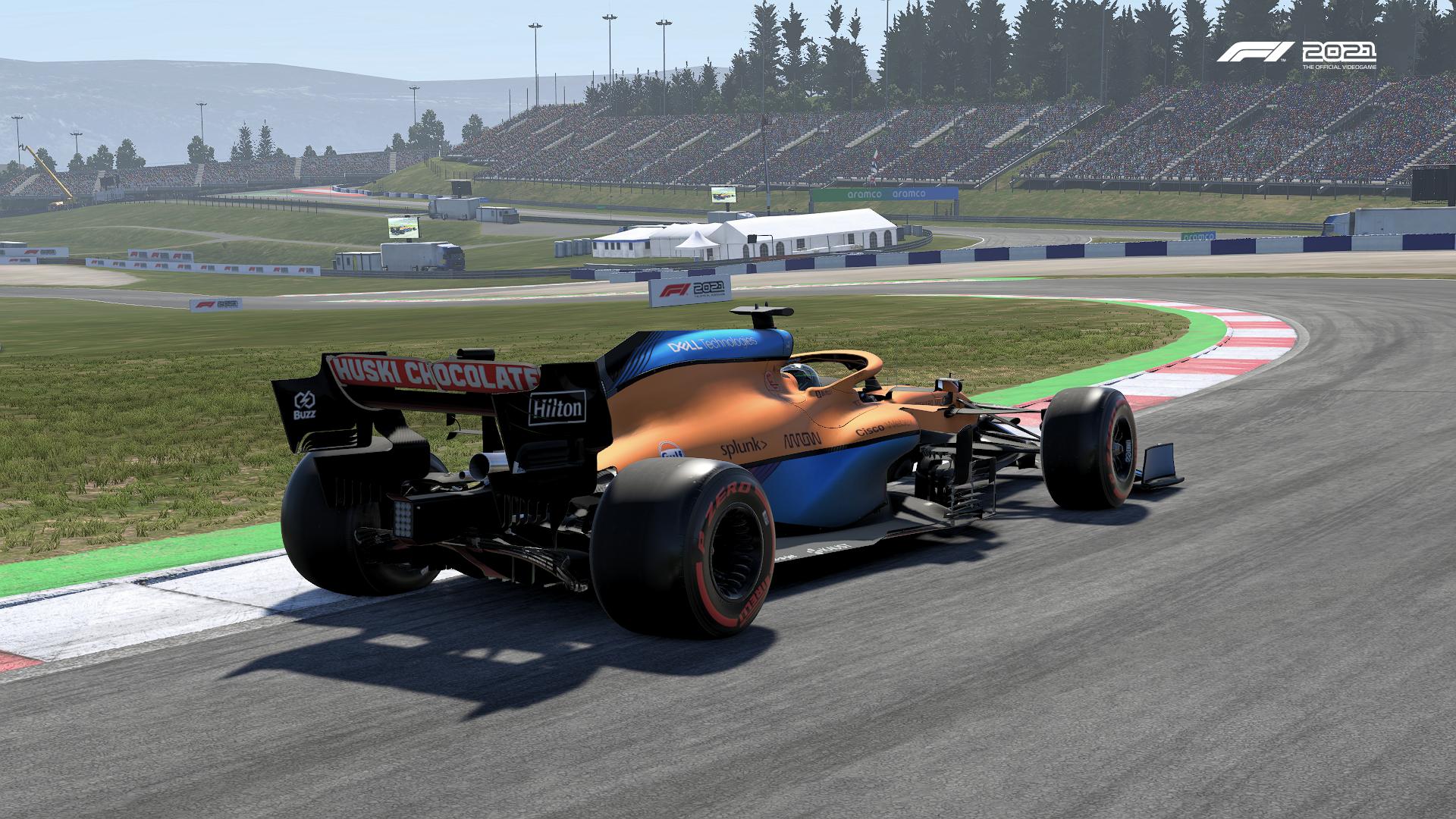 F1 2021 Mclaren Austria Pic