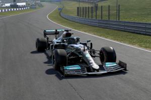F1 2021 Mercedes Austria Pic 2
