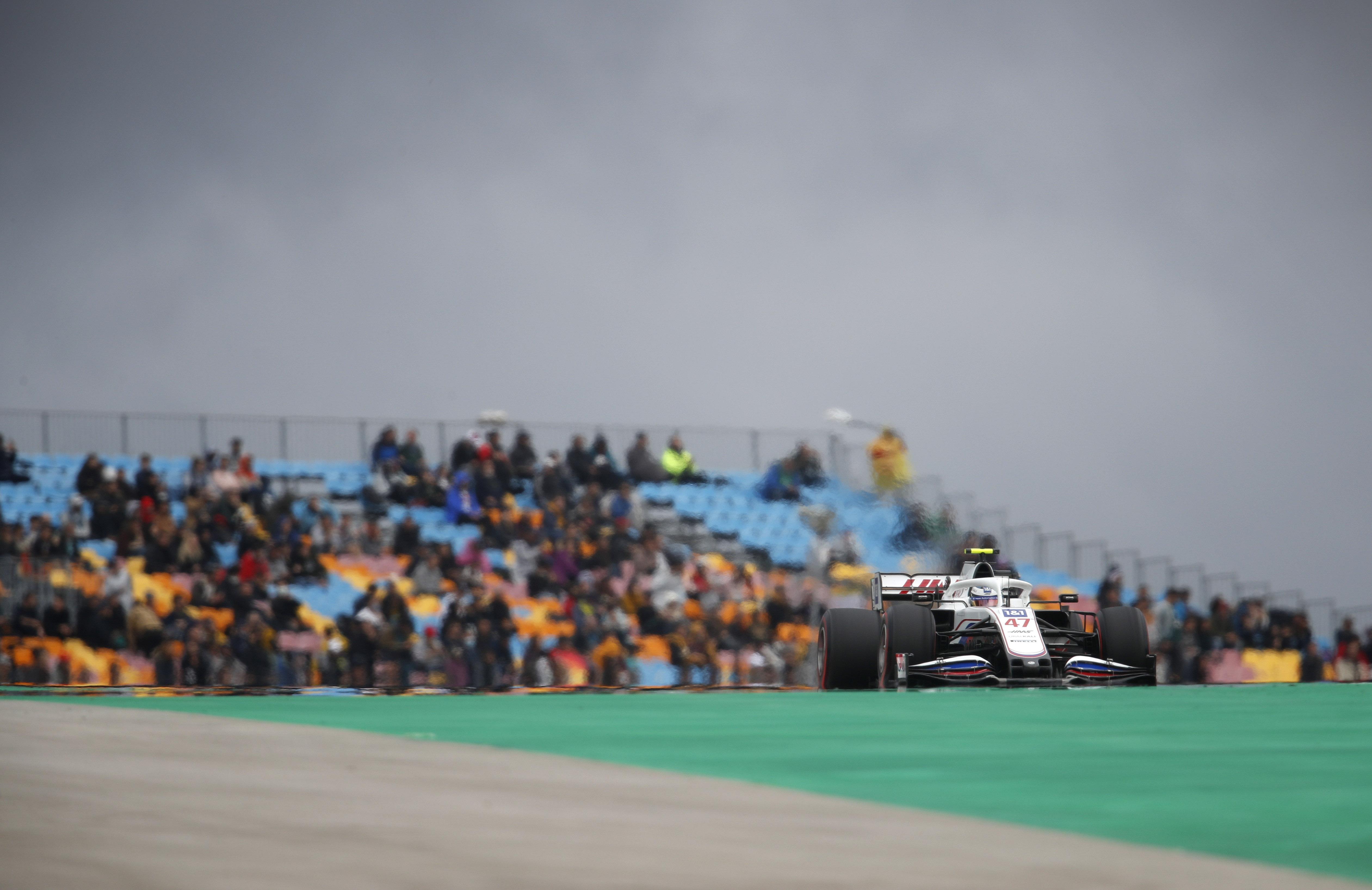 Mick Schumacher, Haas Vf 21