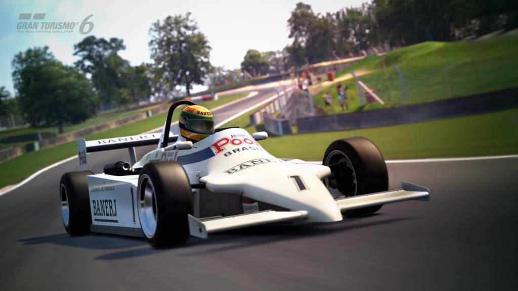 Gran Turismo 6 Senna British F3 Car Pic