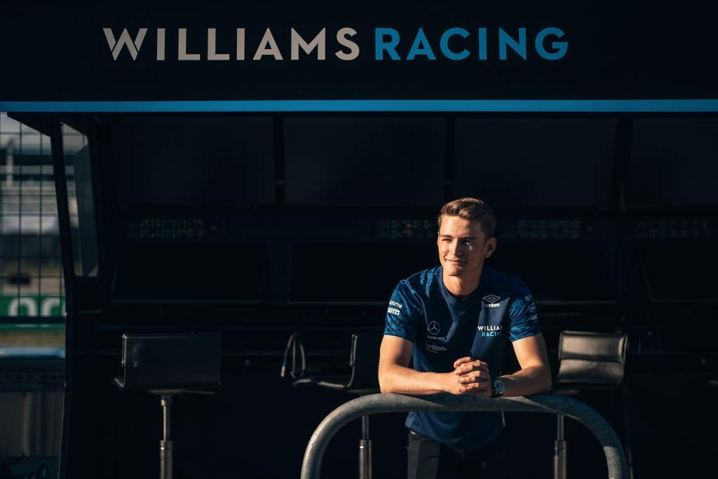 Williams adds American racer Sargeant to its F1 junior ranks - The Race