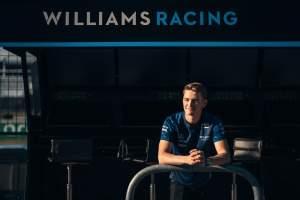 Logan Sargeant Williams F1