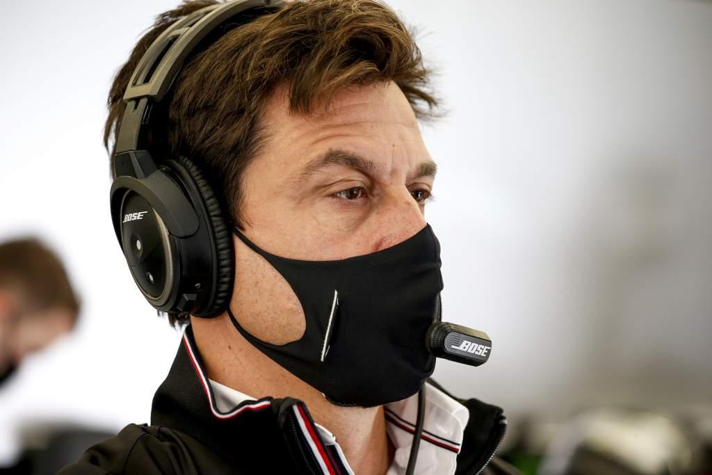 Toto Wolff Mercedes F1 Turkish GP