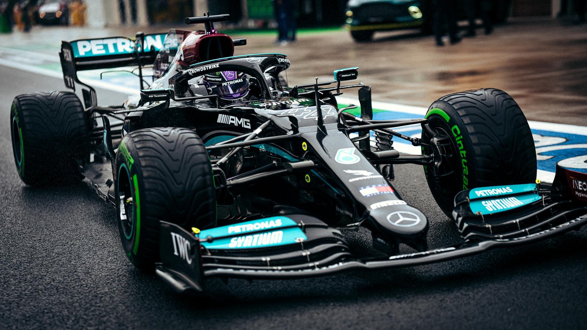 Lewis Hamilton Mercedes F1 Turkish GP