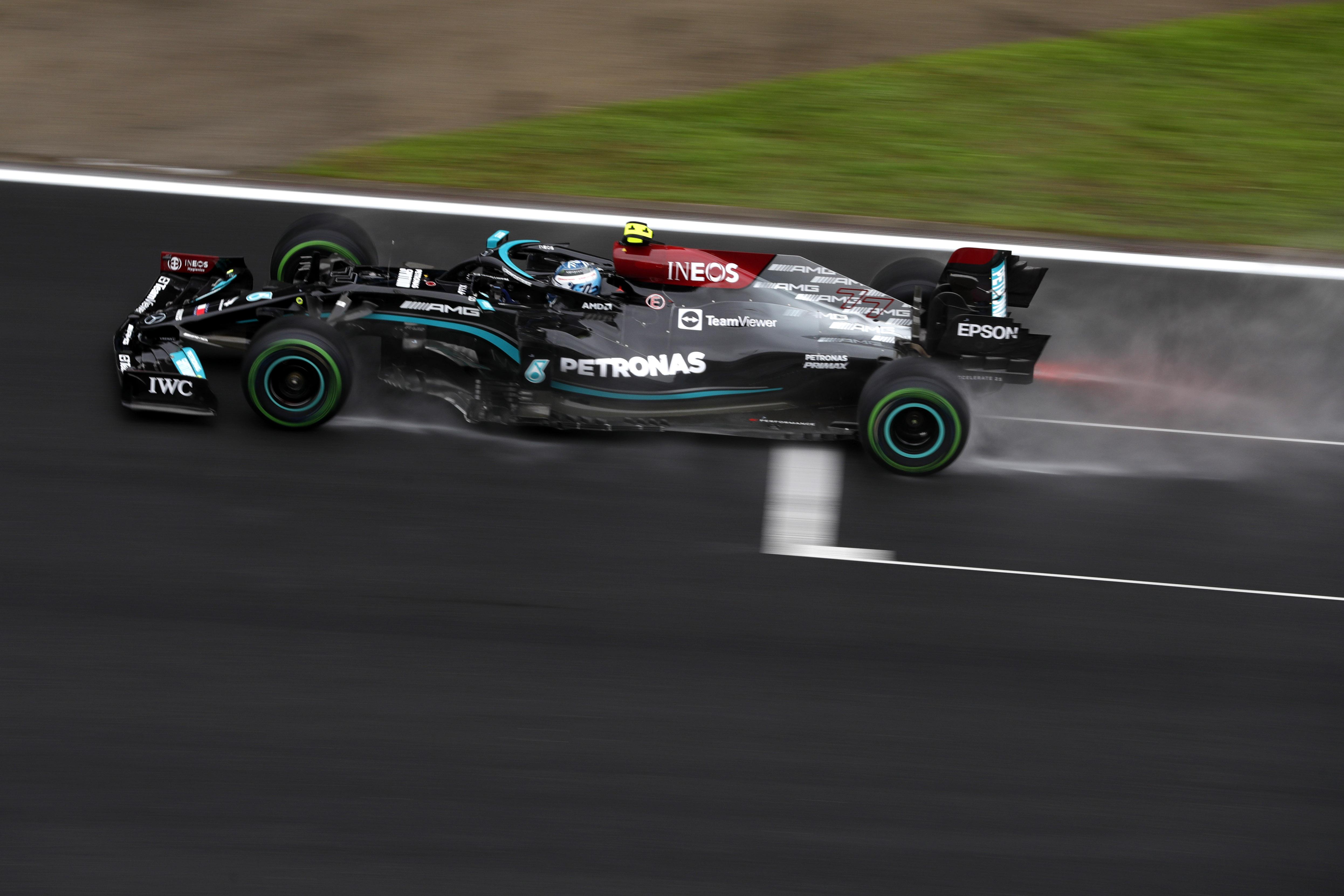 2021 Turkish Grand Prix, Sunday Lat Images