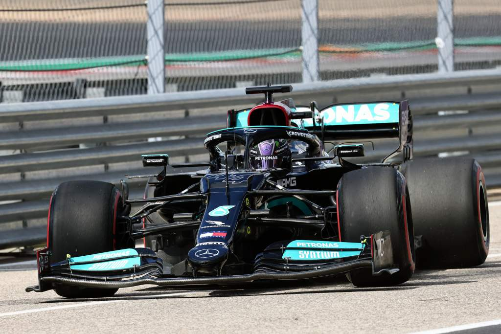 Gary Anderson: What Mercedes did in Hamilton's Friday pitstop - The Race