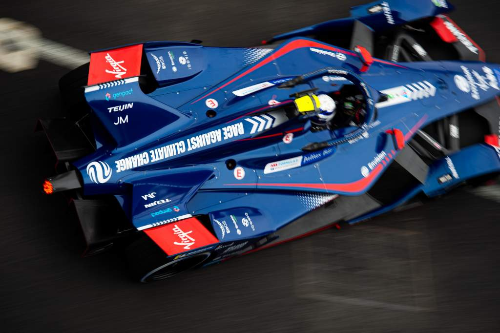 Nick Cassidy Envision Virgin Formula E