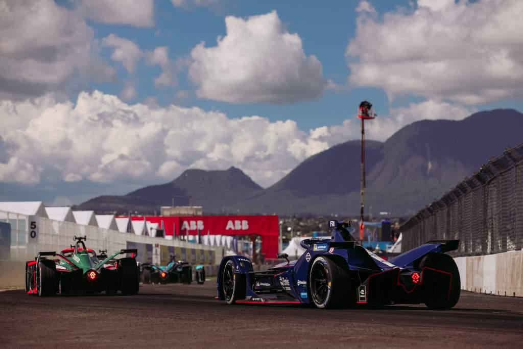Audi Envision Virgin Formula E