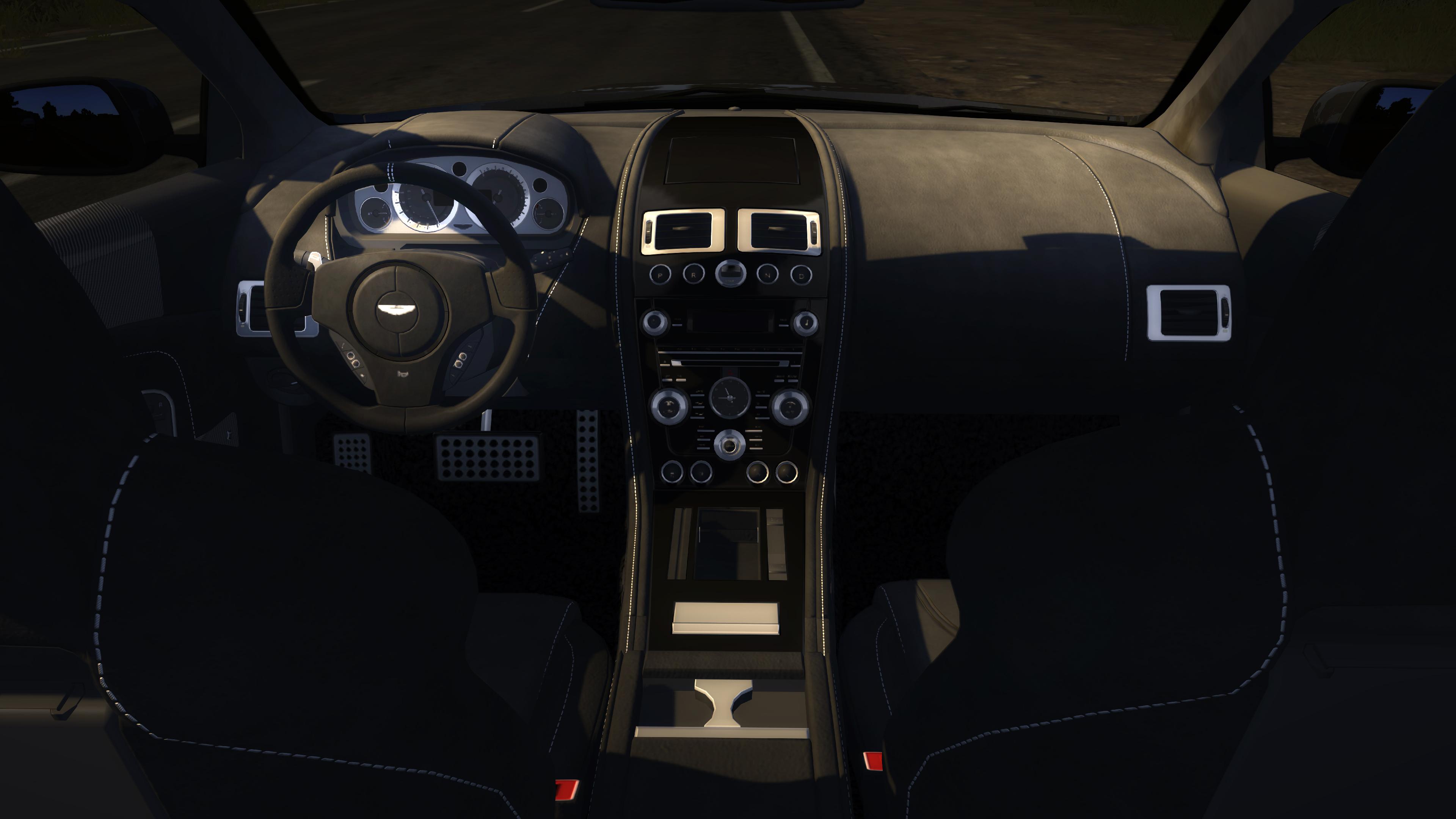 Test Drive Unlimited 2 Aston Martin Dbs Interior
