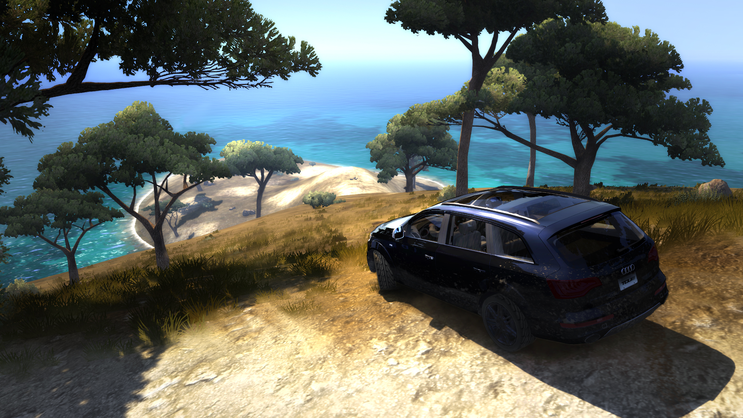Test Drive Unlimited 2 Off Road Pic