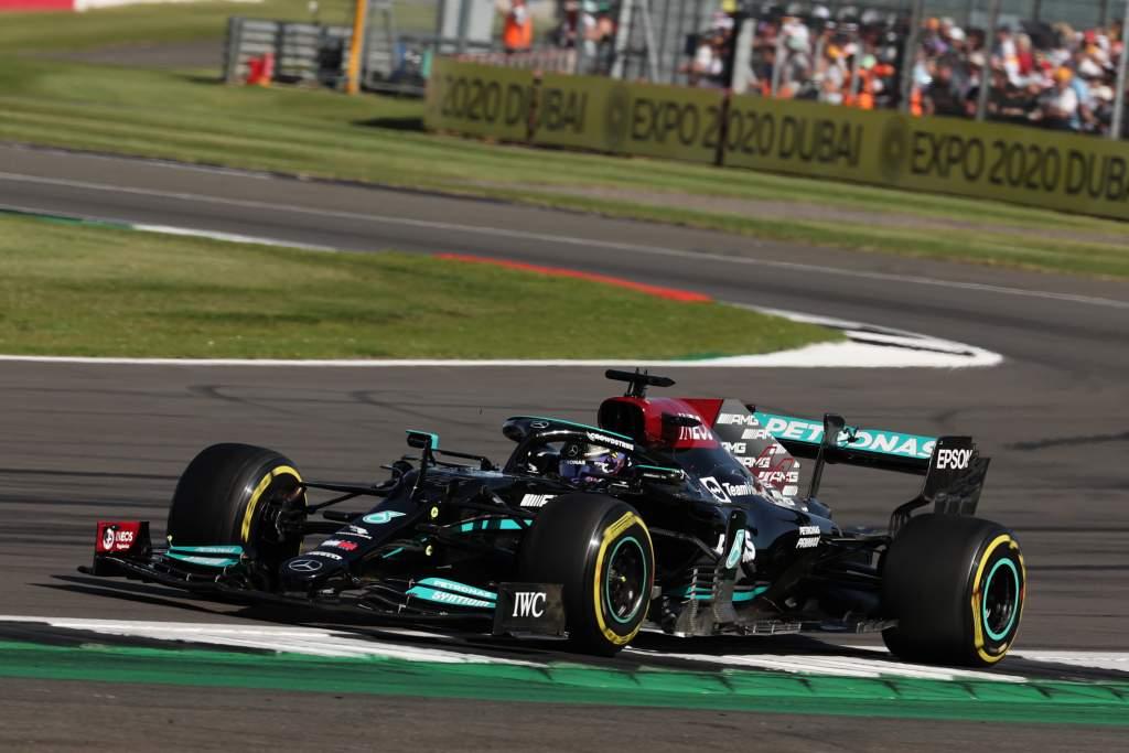 Gary Anderson explains Mercedes' suspension trick - The Race