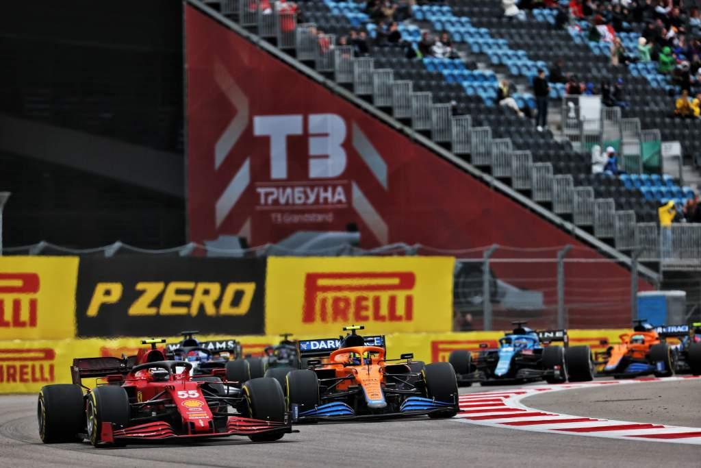 F1 Russian GP