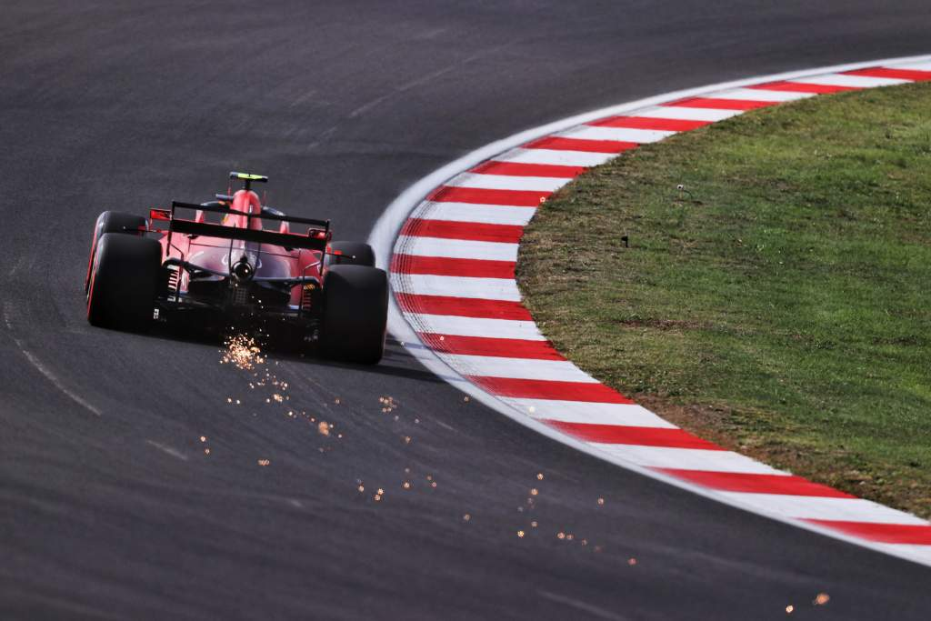 The first hint of what Ferrari's F1 engine upgrade is worth - The Race