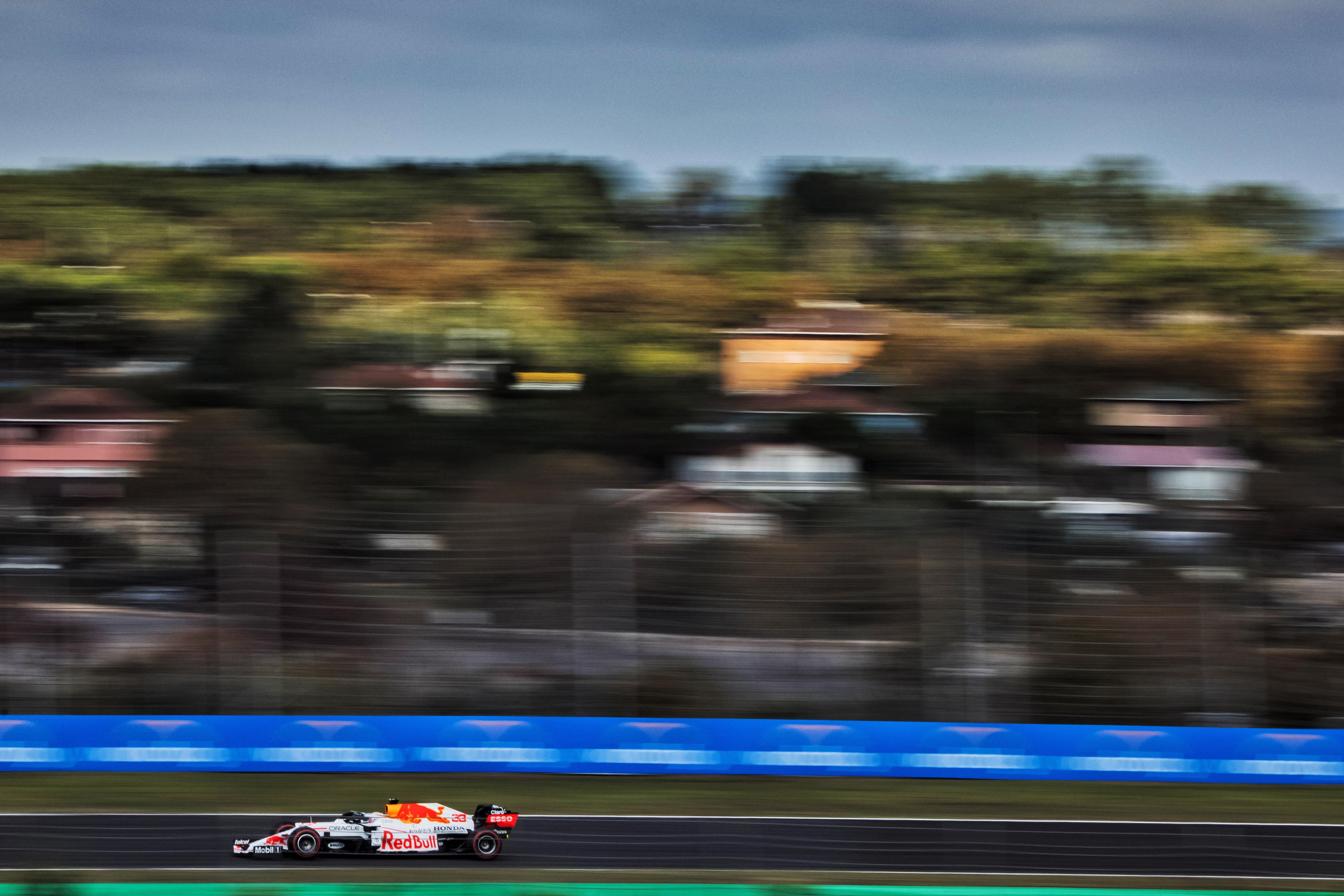 Motor Racing Formula One World Championship Turkish Grand Prix Practice Day Istanbul, Turkey