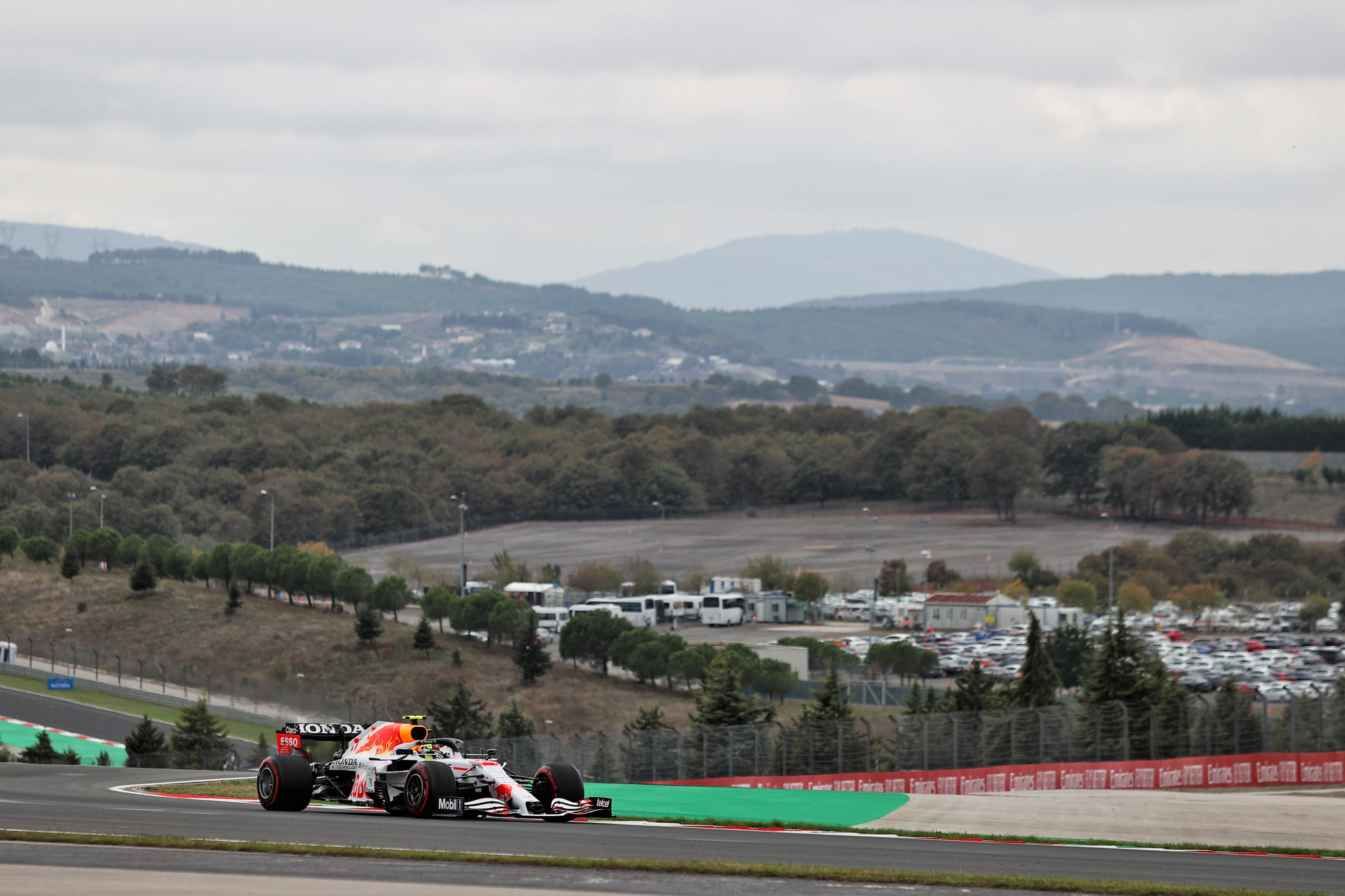 Motor Racing Formula One World Championship Turkish Grand Prix Qualifying Day Istanbul, Turkey