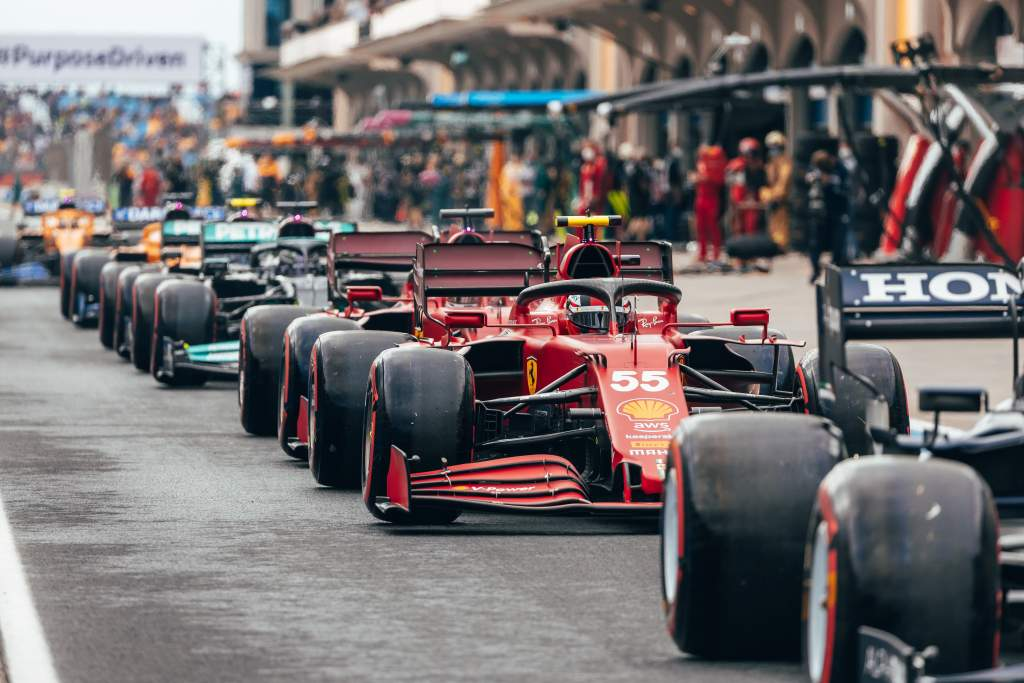 The value of F1's best line-up and the duel it's created - The Race
