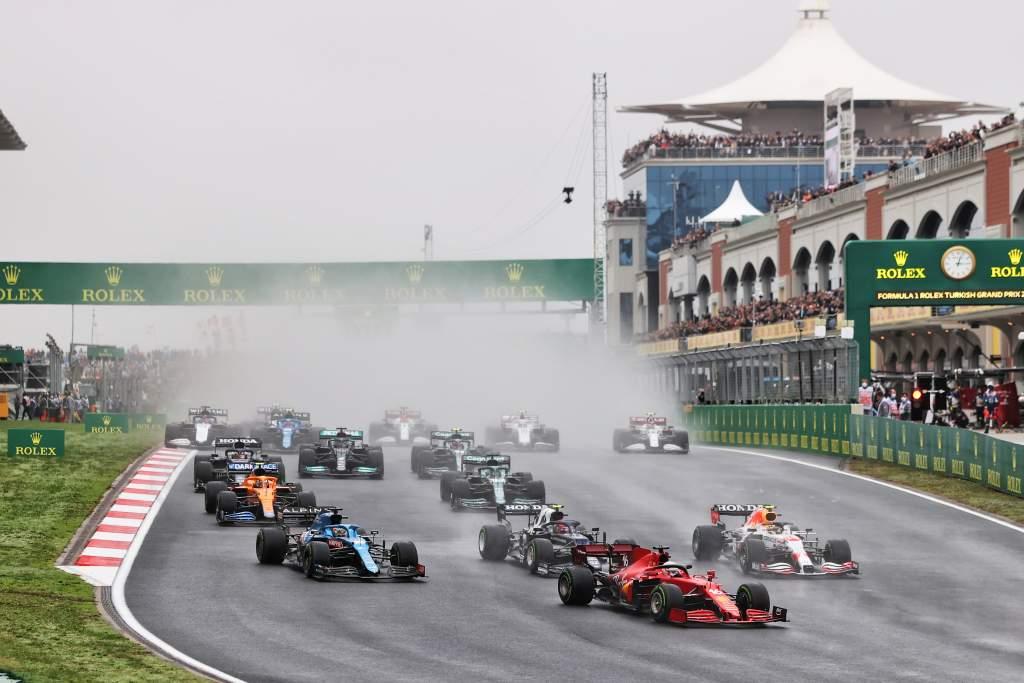 Edd Straw's 2021 Turkish Grand Prix F1 driver ratings - The Race