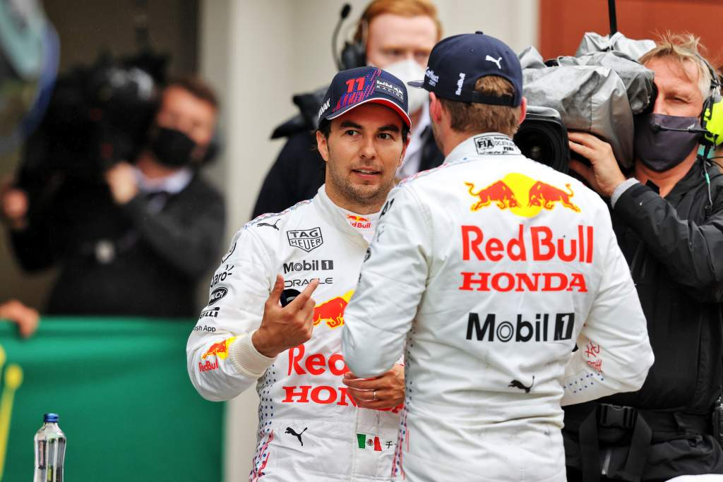 Perez now trying to follow Verstappen's lead less at Red Bull - The Race