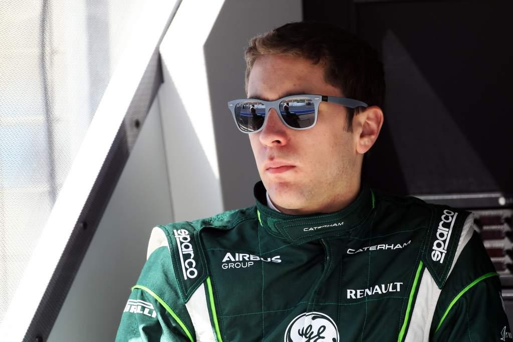 Robin Frijns Caterham F1
