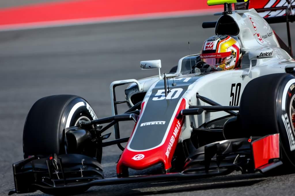 Charles Leclerc Haas F1