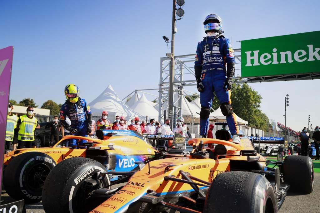 Does Monza win mean Ricciardo has solved his McLaren puzzle? - The Race