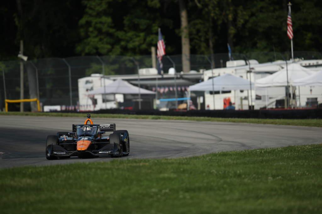 Patricio O'Ward Arrow McLaren SP IndyCar