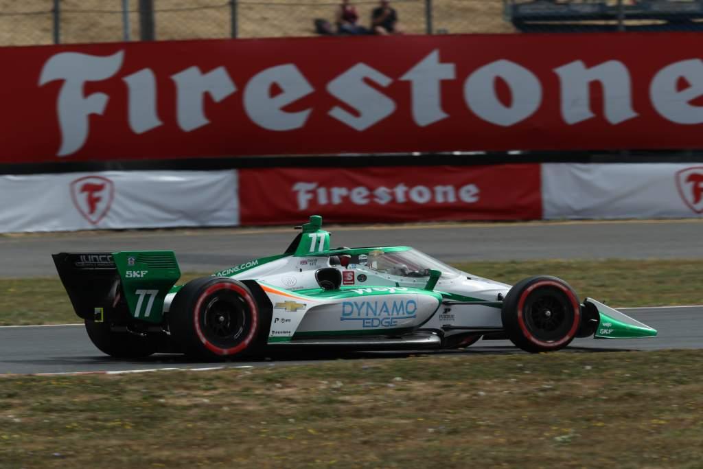 Callum Ilott Juncos IndyCar