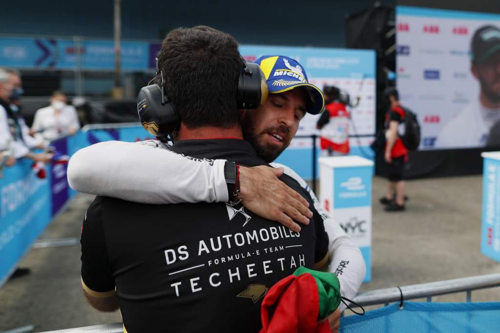 Antonio Felix da Costa DS Techeetah Formula E