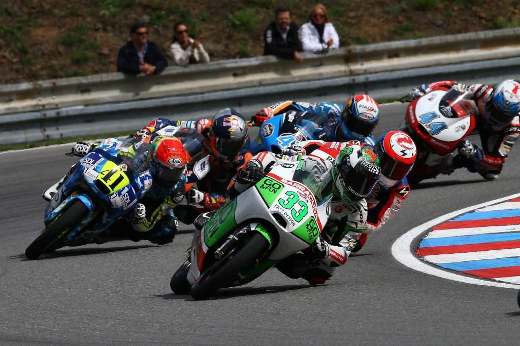 Enea Bastianini Moto3