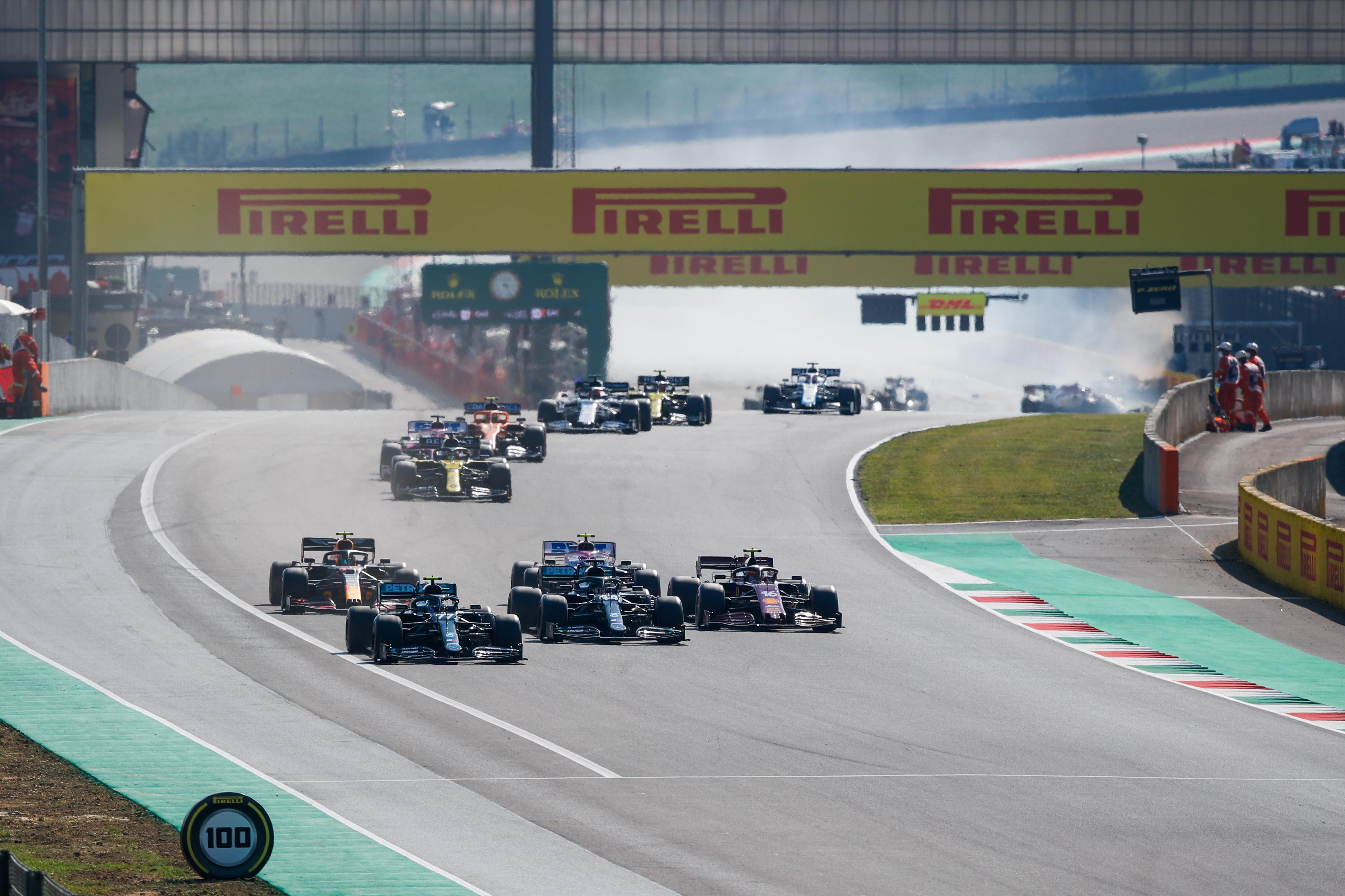F1 Tuscan Grand Prix 2020 Part 2