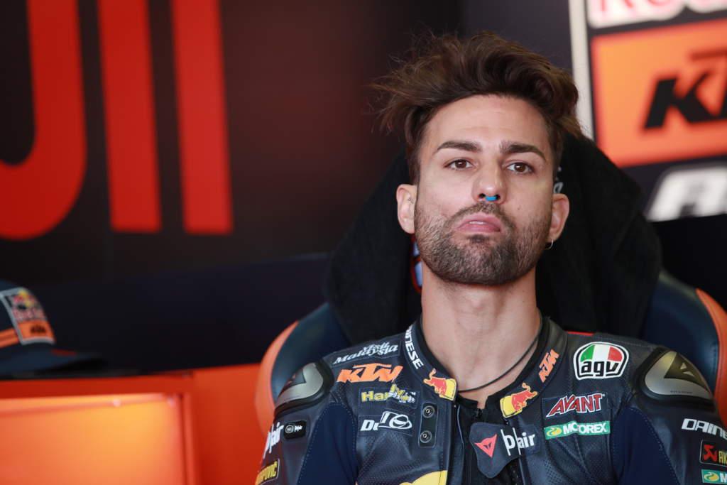 Mattia Pasini, Moto2, Emilia Romagna Motogp, 19 September 2020