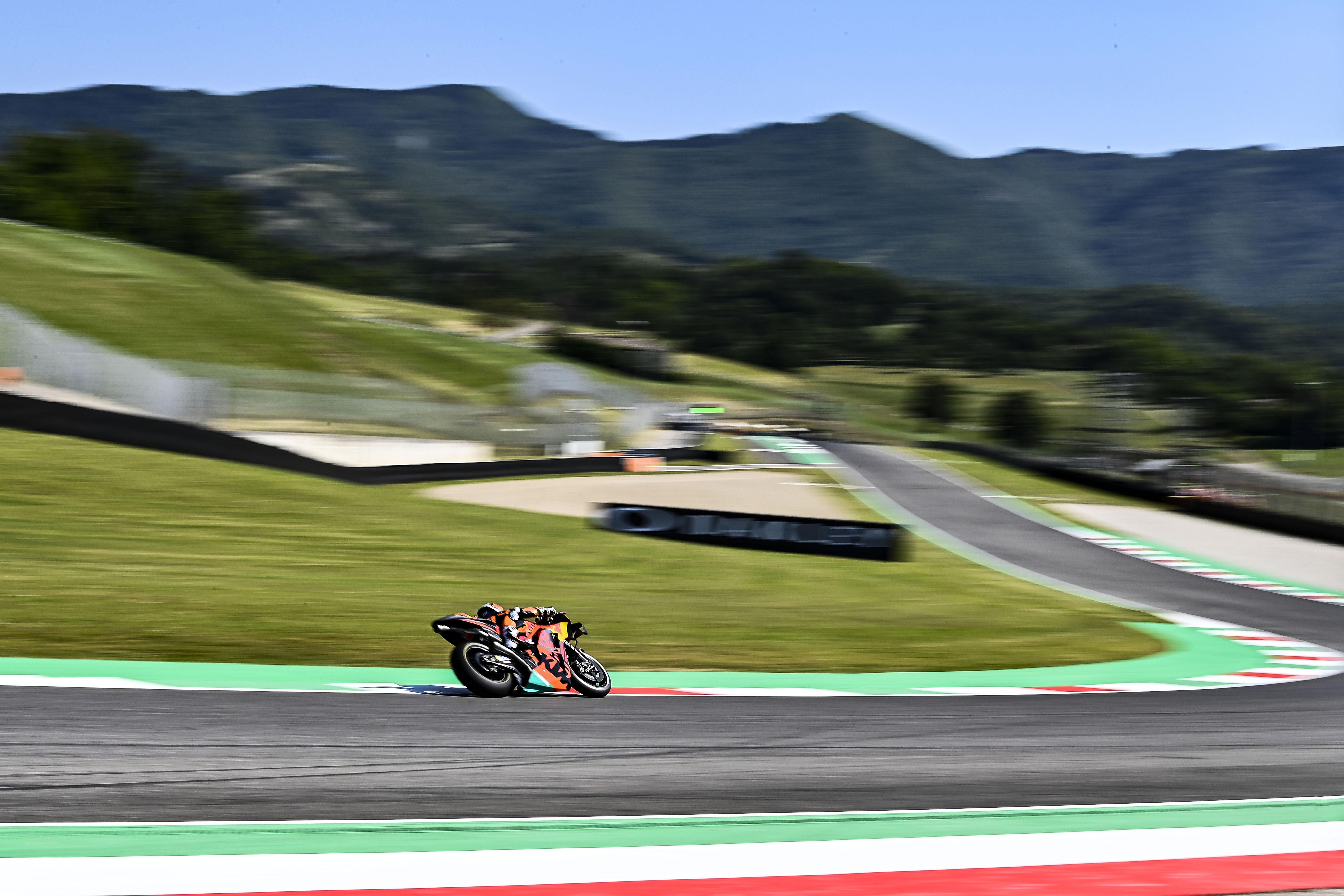 Miguel Oliveira KTM Mugello MotoGP 2021