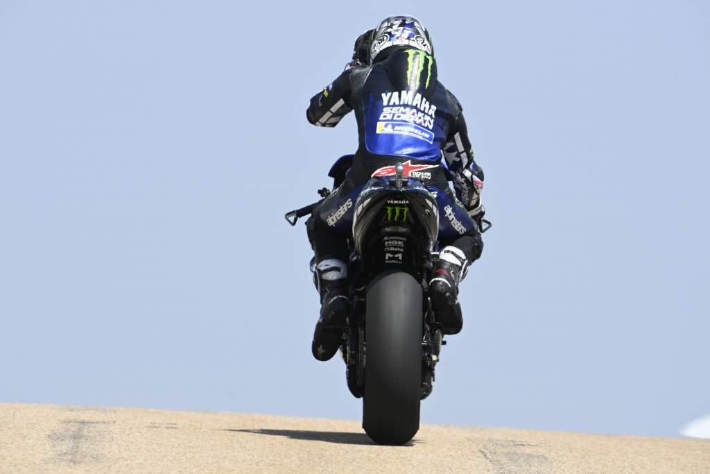 Maverick Vinales MotoGP Sachsenring Yamaha