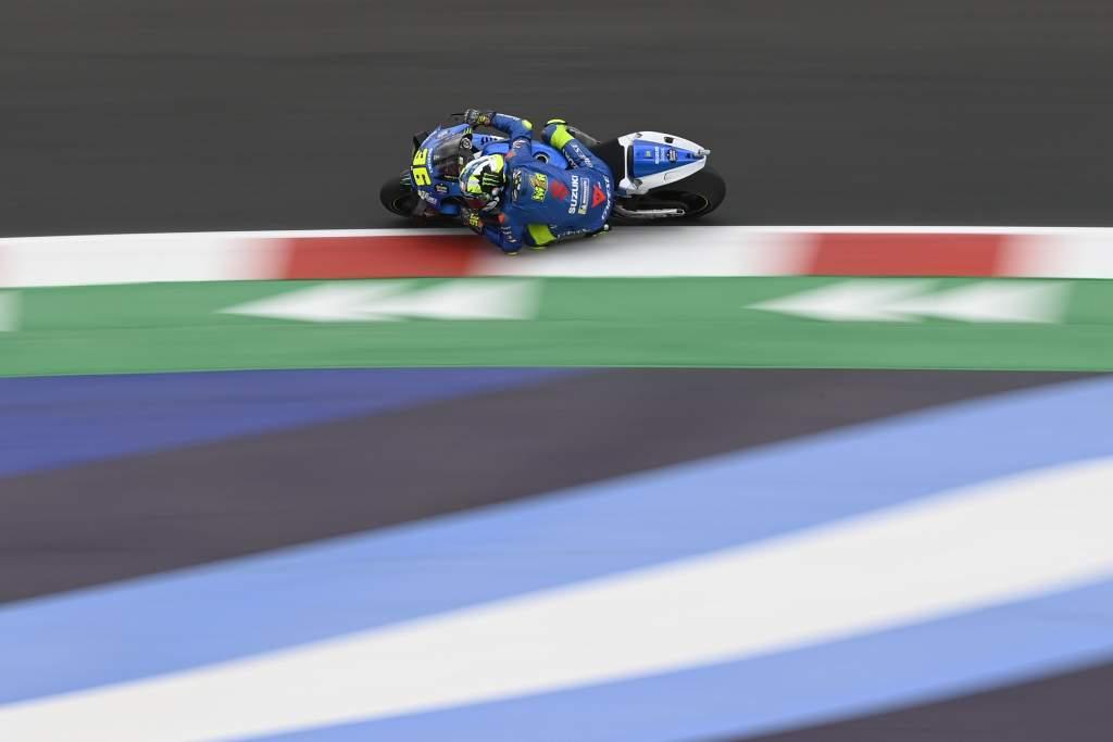 Joan Mir Suzuki MotoGP Misano