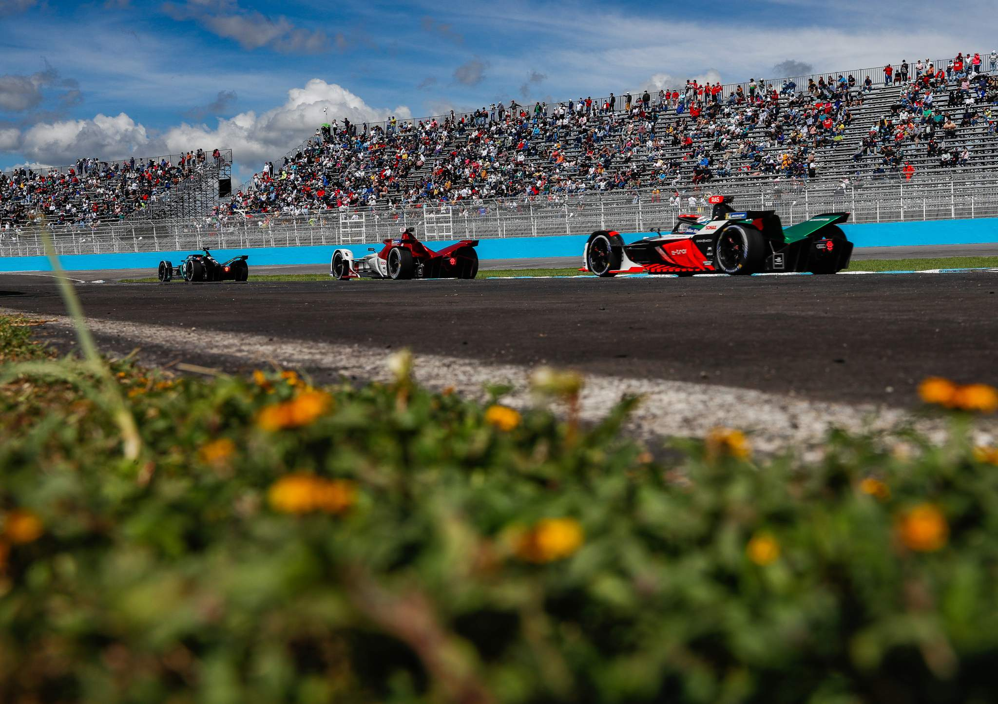 Rene Rast Audi Puebla Formula E 2021