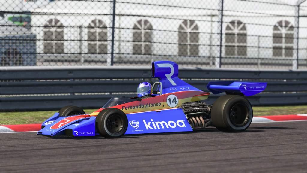 Fernando Alonso Legends Trophy
