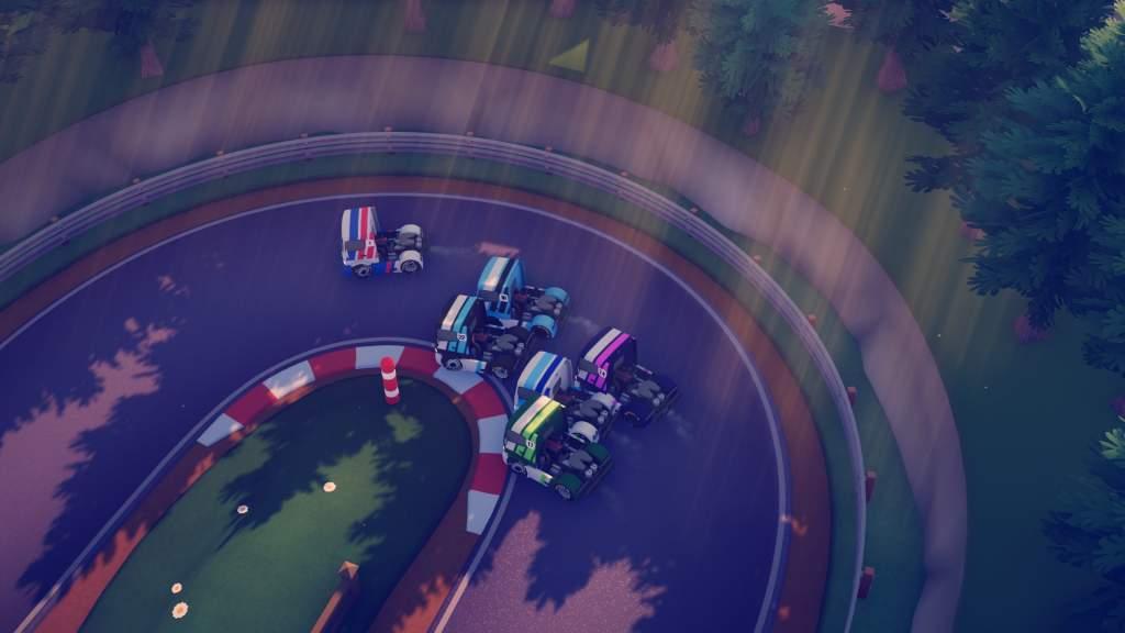 Circuit Superstars Truck Race Pic