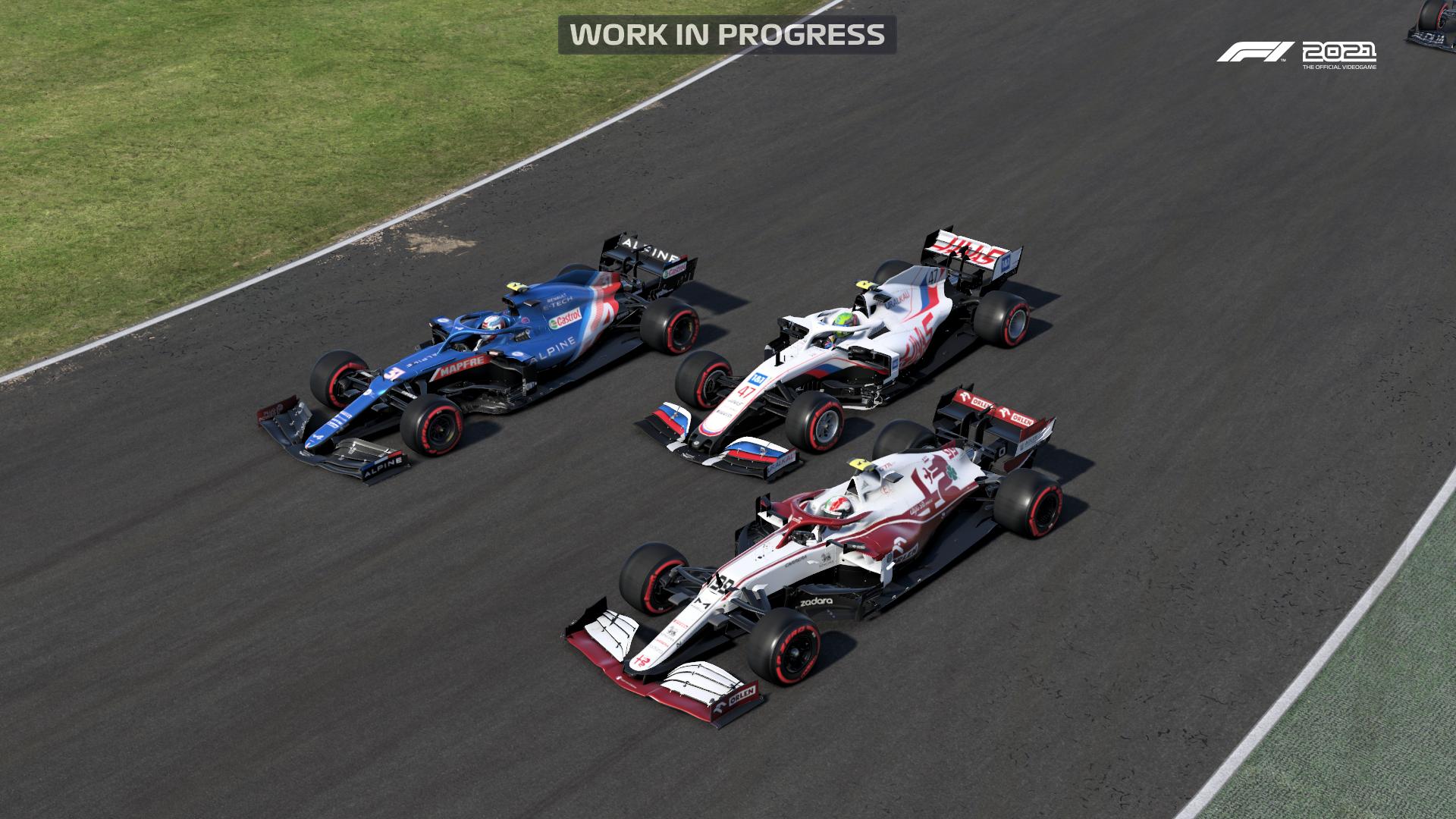 F1 2021 Preview Silverstone Pic 1