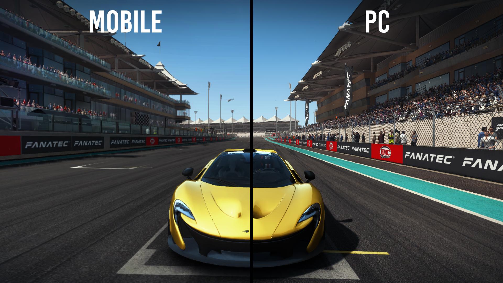 Grid Autosport Mobile V Pc Graphics Pic R