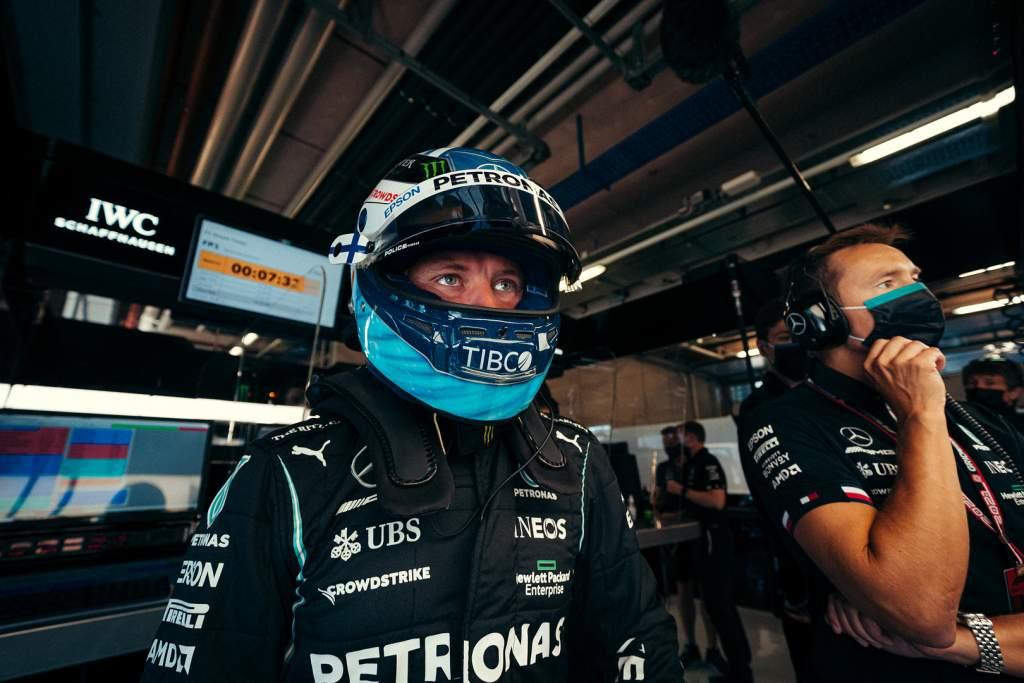 Valtteri Bottas Mercedes F1