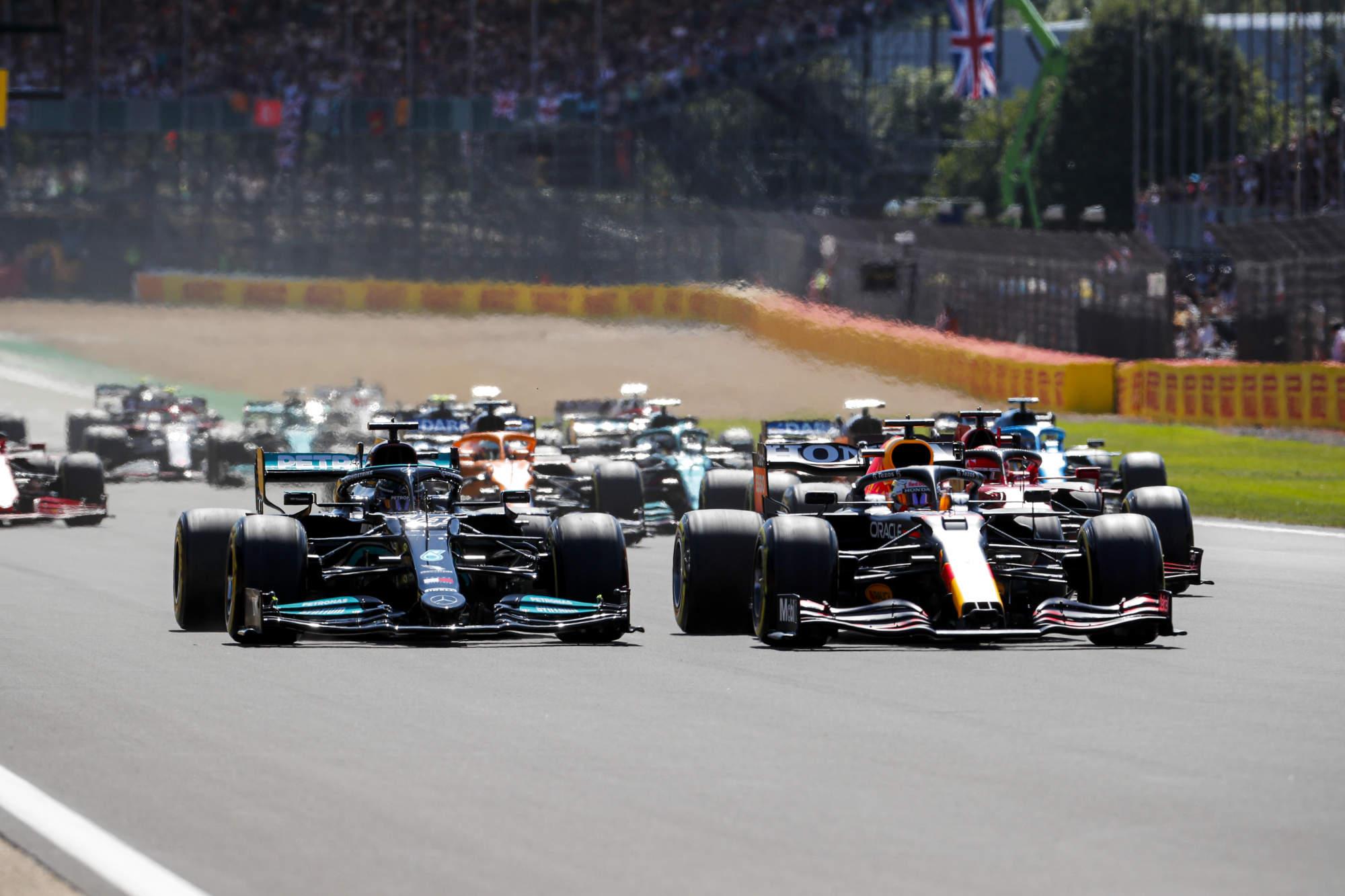 2021 British Grand Prix, Sunday Lat Images
