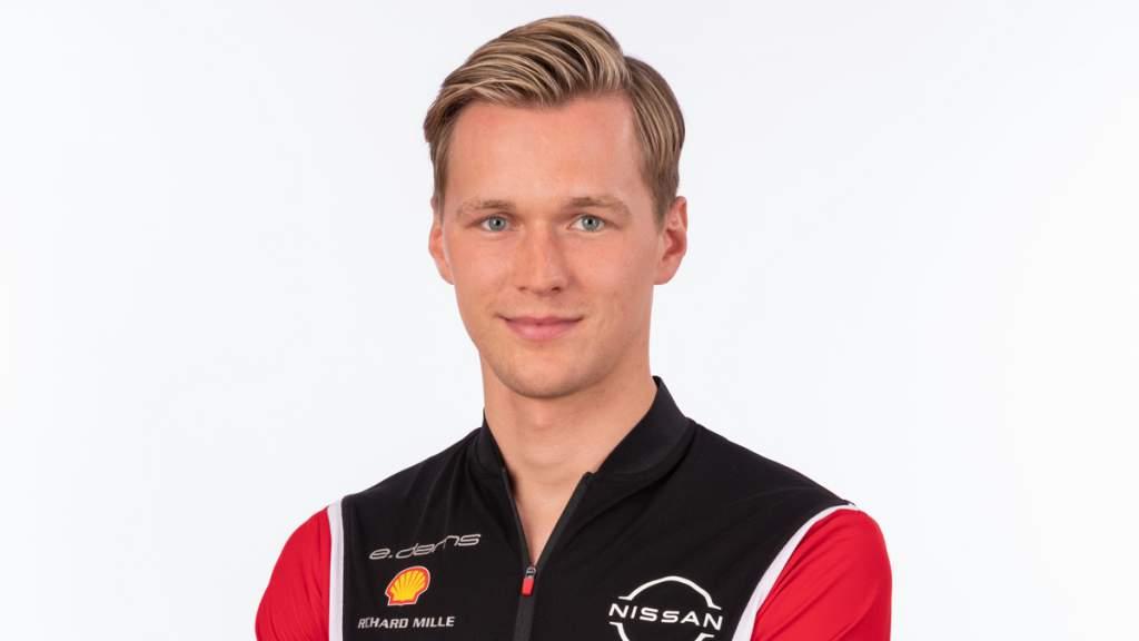 Maximilian Guenther Nissan Formula E