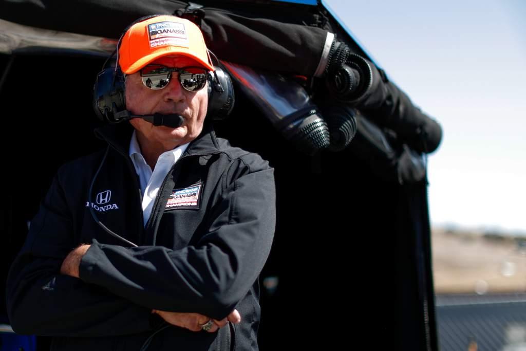 Mike Hull Ganassi Indycar
