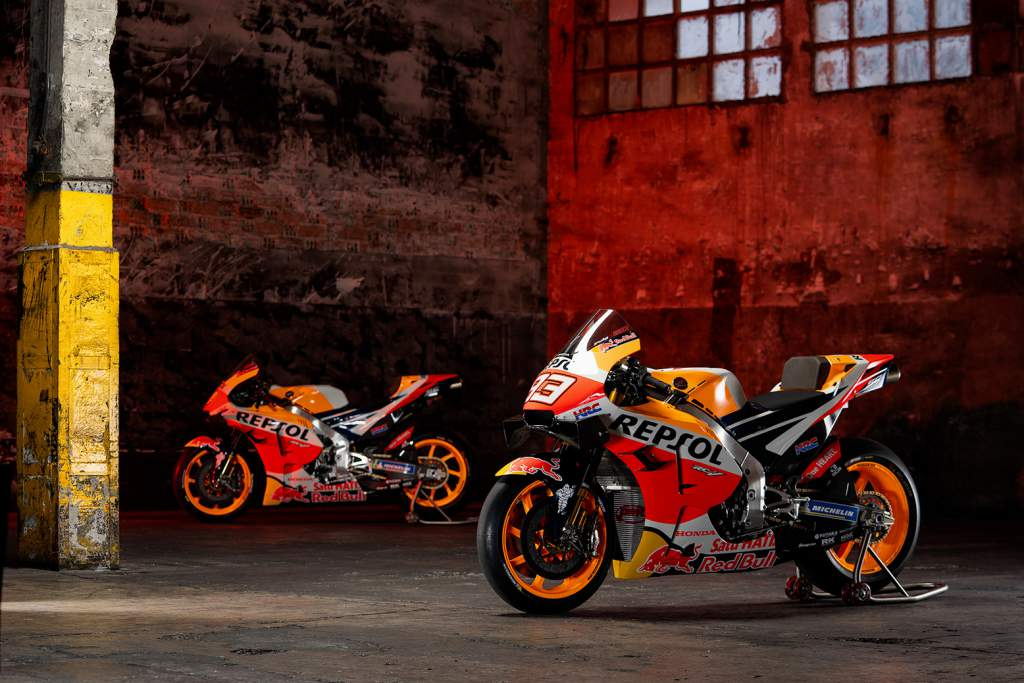 Repsol Honda Motogp 2021