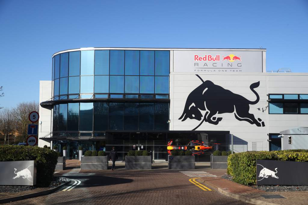 Red Bull Racing Factory F1