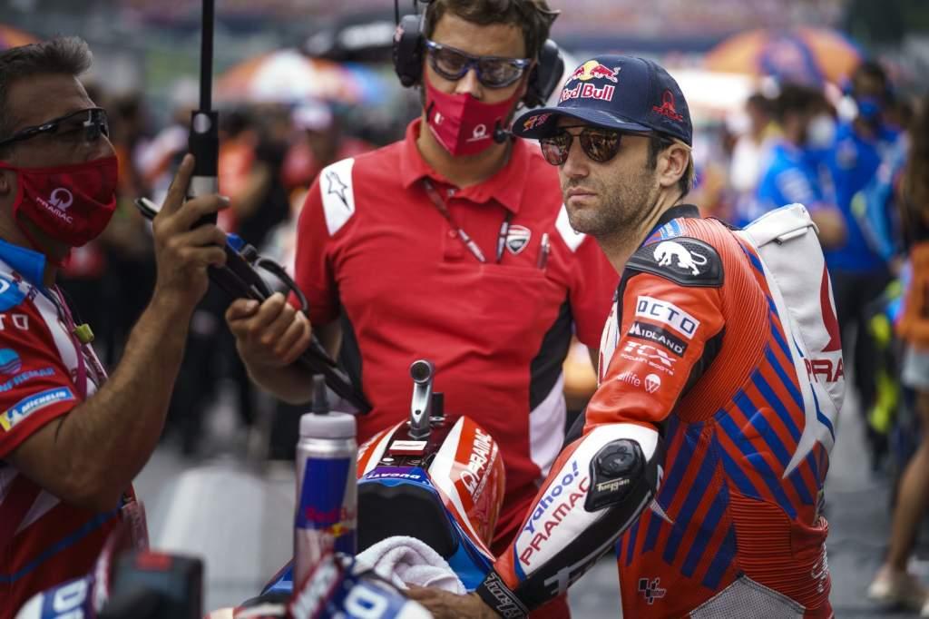Johann Zarco Pramac Ducati MotoGP