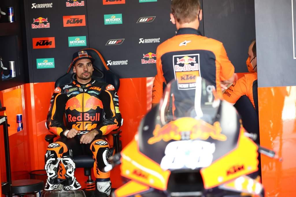 Miguel Oliveira KTM MotoGP